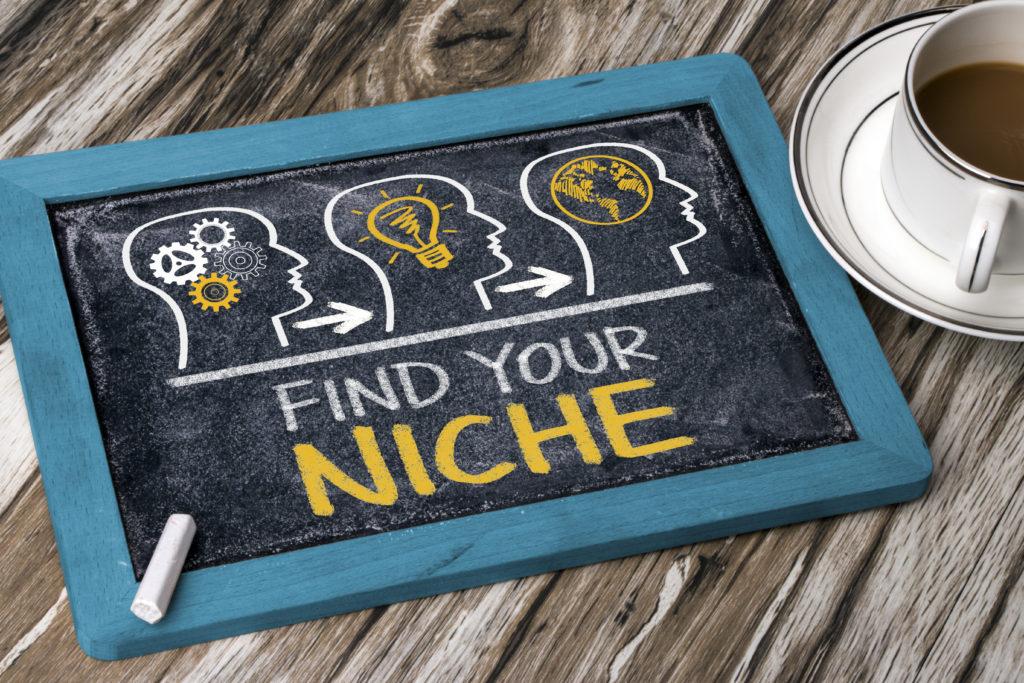 finding a niche market make money freelancing