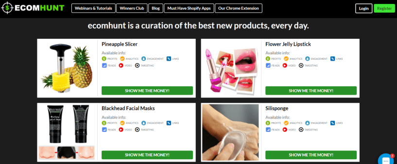 ecomhunt-Find-Winning-Shopify-Products-dropshipping