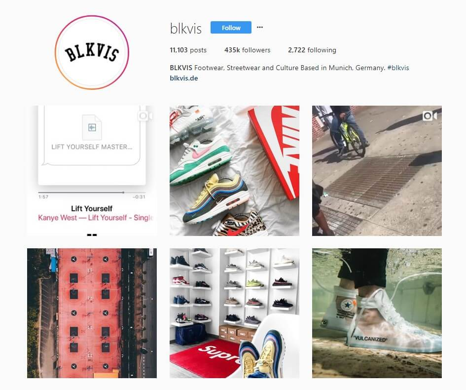 make money with a niche page on instagram