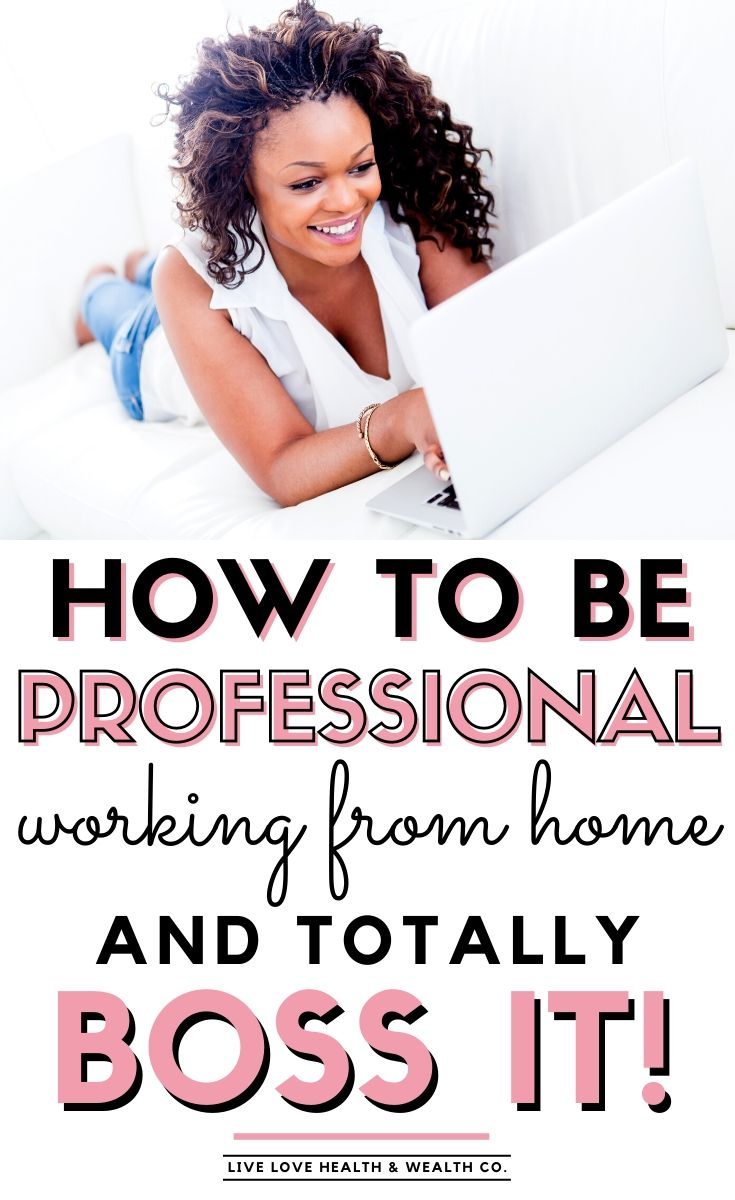 how to start work from home and make money online stay productive and be successful