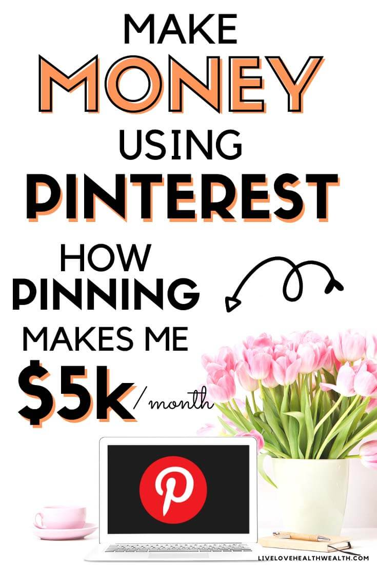 learn how to make money on pinterest work from home stay at home mom affiliate marketing side hustles