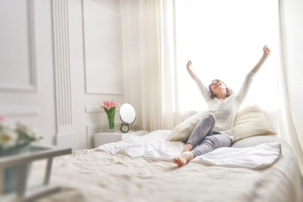 10 SELF CARE TIPS FOR STAYING POSITIVE AT HOME