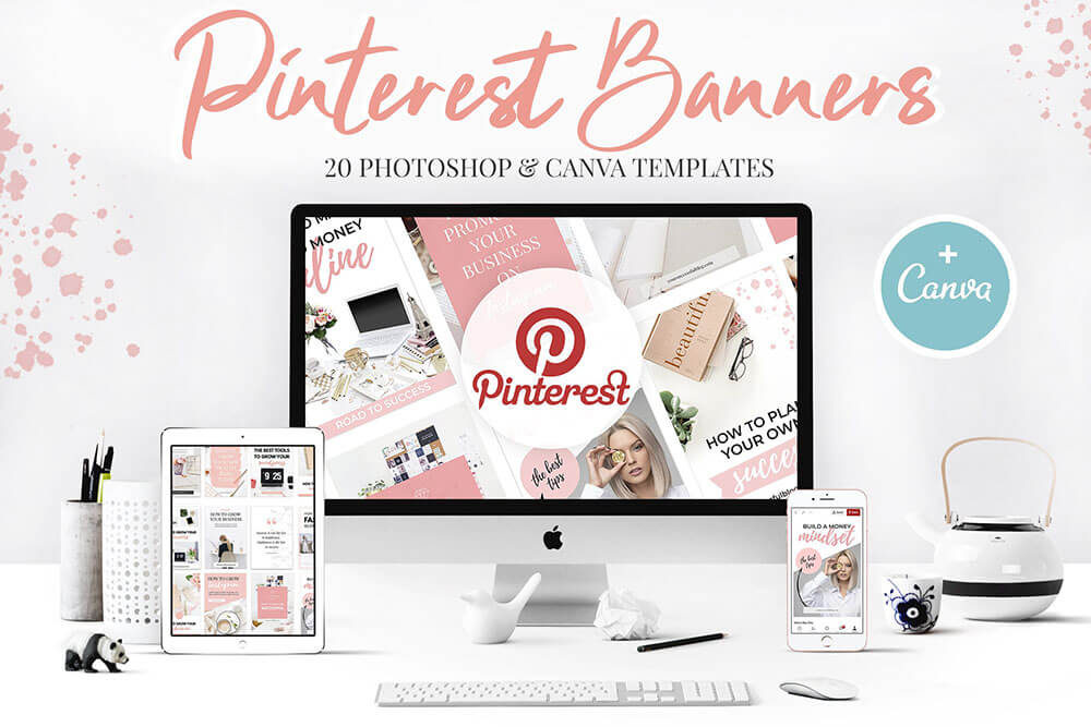 pinterest templates for canva become a pinterest manager (1)