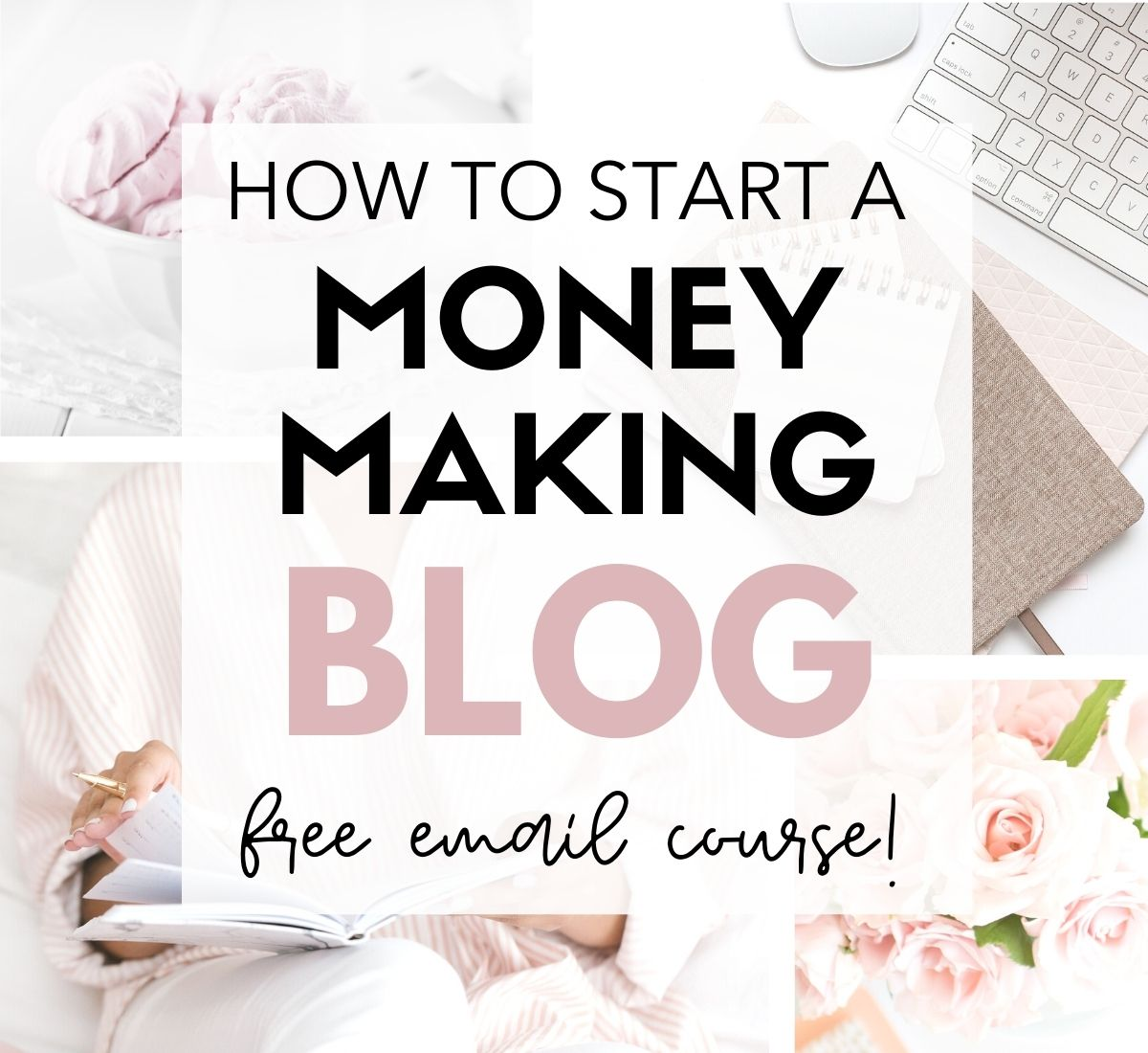 7 day start a money making blog course