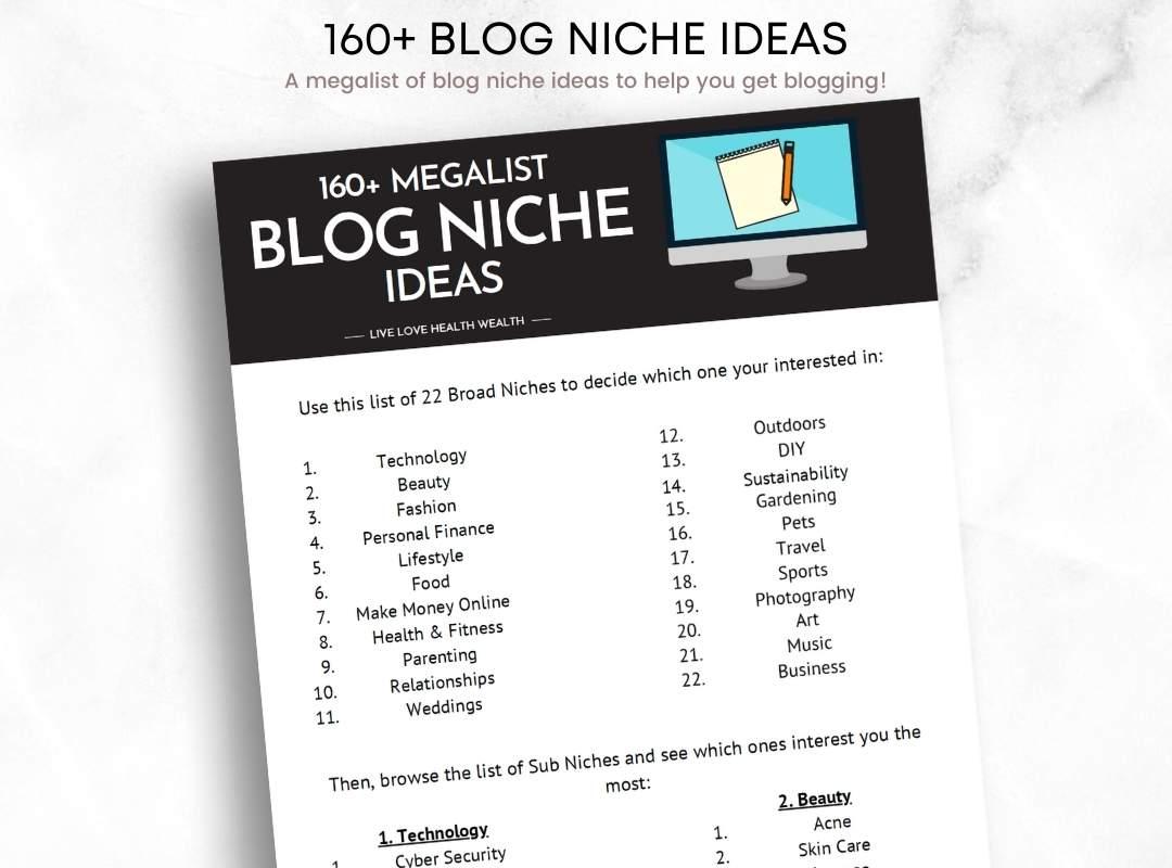 blog niche ideas, free digital planner, free 2021 digital planner, freebie digital planner, download your free digital planner