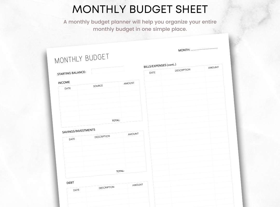 free budget sheet, free digital planner, free 2021 digital planner, freebie digital planner, download your free digital planner